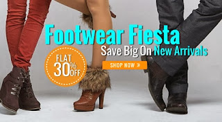 Flat 30% Off on Casual Shoes (New Arrivals) at HomeShop18