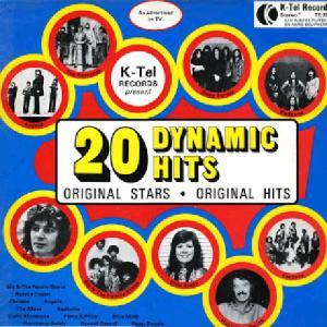 VA – 20 Dynamic Hits 60s and 70s