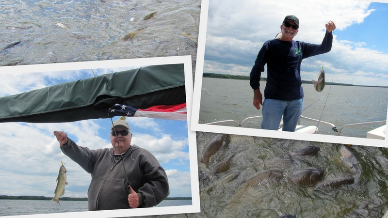 Running down our dream more fun times in washpa for Lifetime fishing license nc