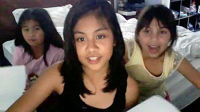 webcam ero