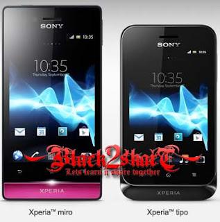 Info Harga dan Spesifikasi Sony Xperia Miro terbaru