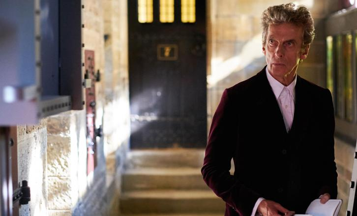 "Doctor Who - Heaven Sent - Review: ""The long way around"""