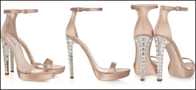 Jewelled Heels | Via Mazzini Blog