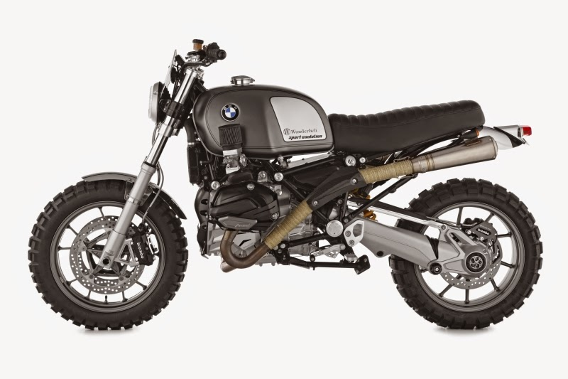 bmw r1200gs l scrambler wunderlich 8negro. Black Bedroom Furniture Sets. Home Design Ideas