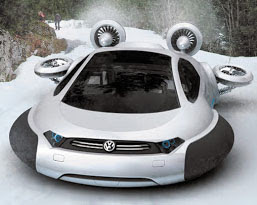 Volkswagen Aqua Stylish Car