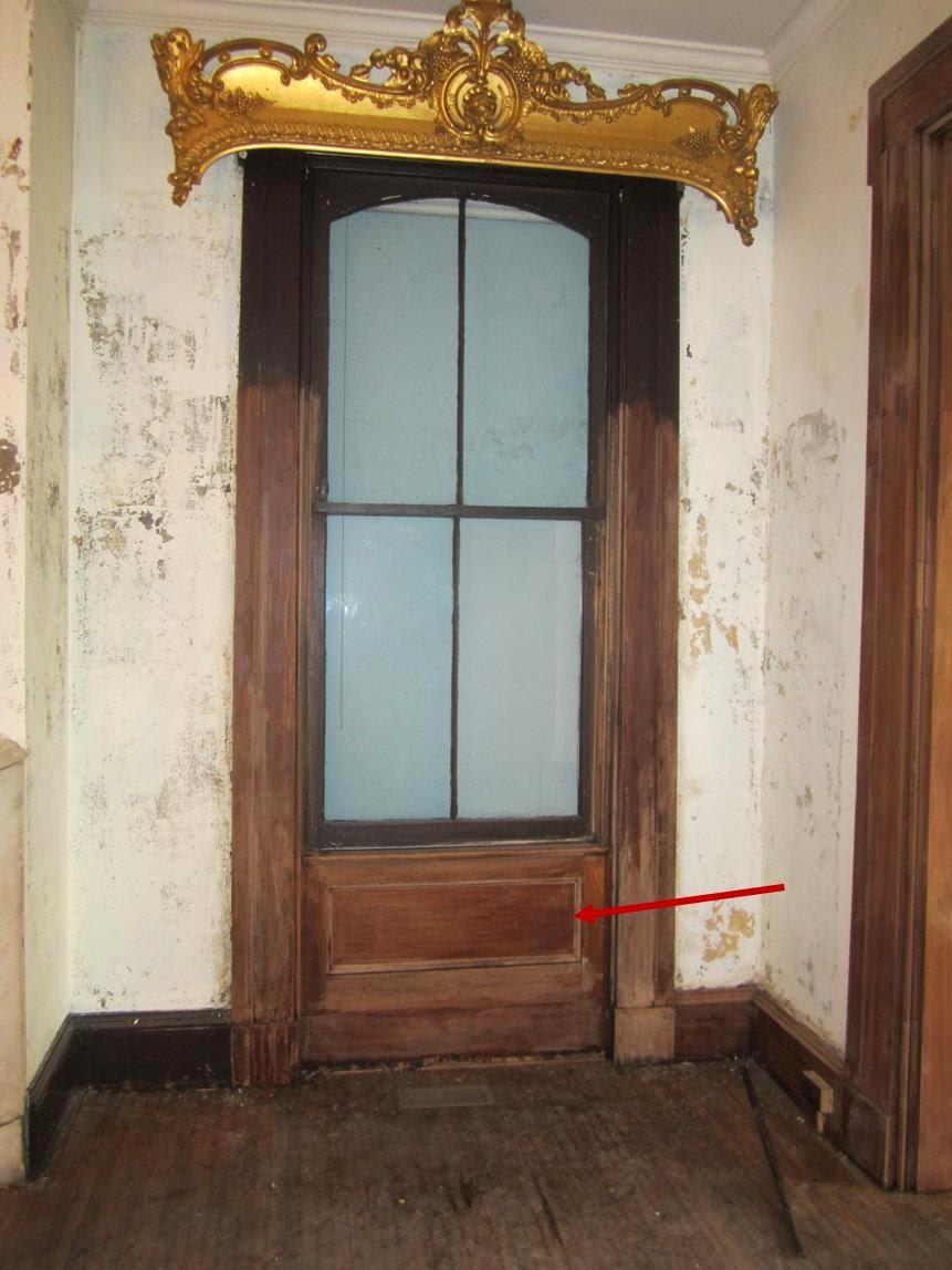 Edwards Place restoration