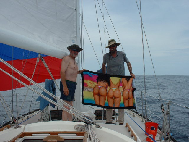 Sailing with Women