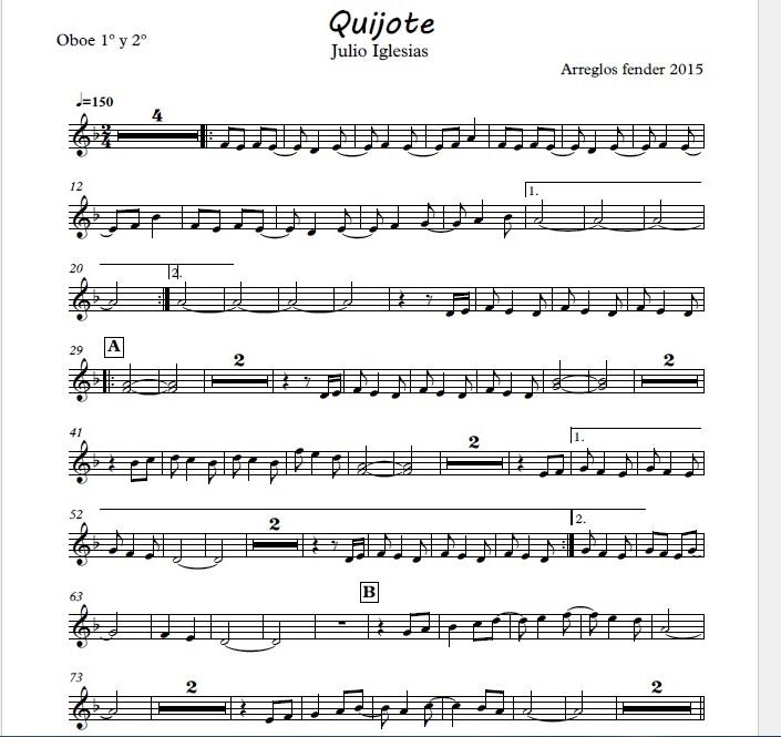 Quijote - Julio Iglesias