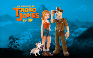 Tad Jones The Last Explorer 3D