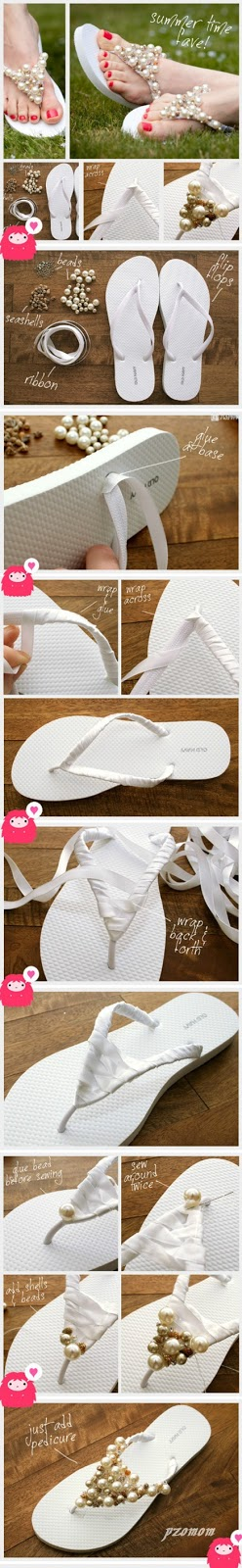 diy chanclas