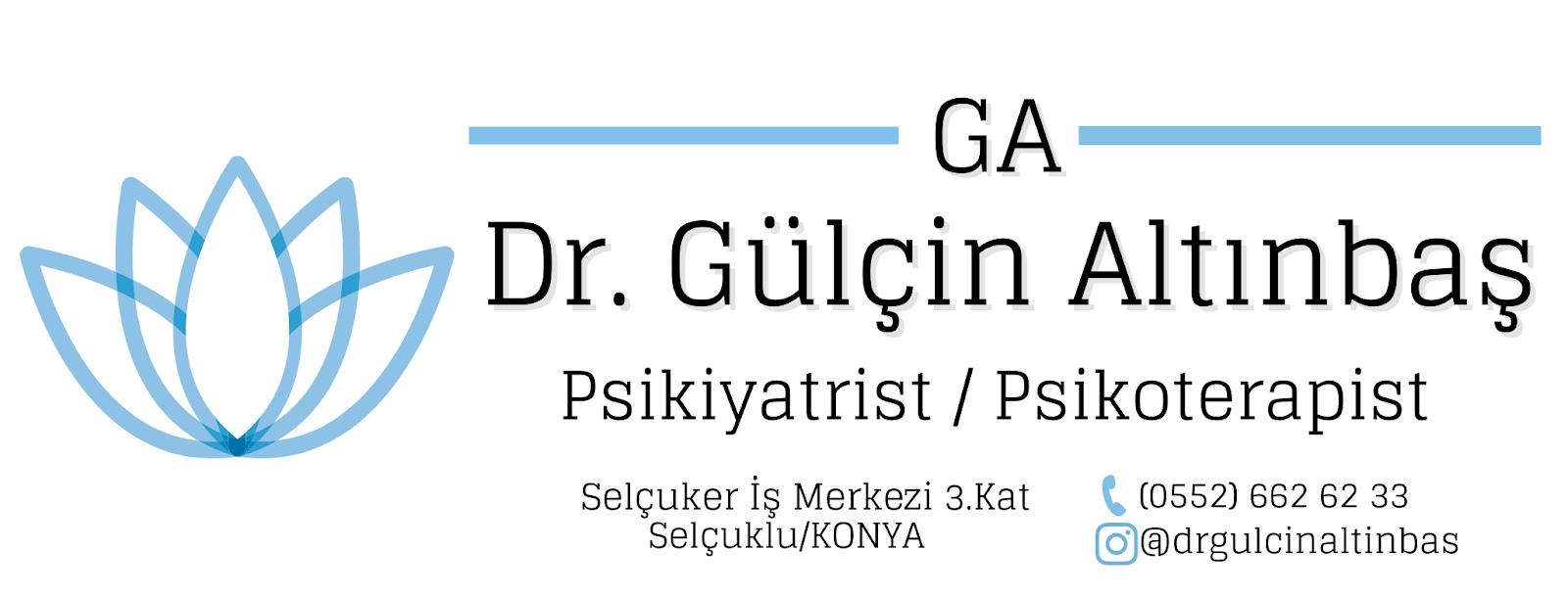 Dr. Gülçin Altınbaş