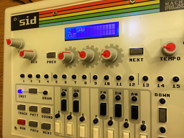 MATRIXSYNTH: Mode Machines Sid Synthesizer Sequencer Drum