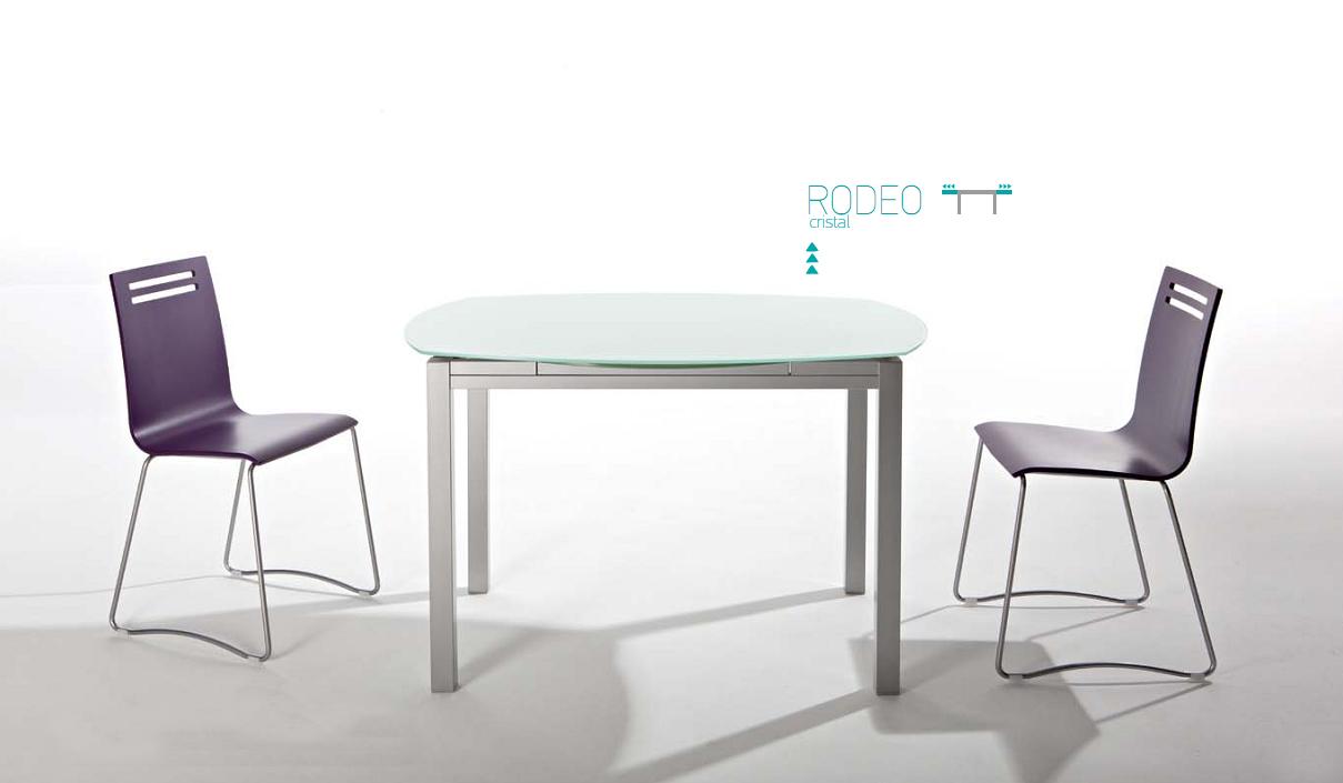 Mesas de cocina redondas extensibles for Mesa circular extensible