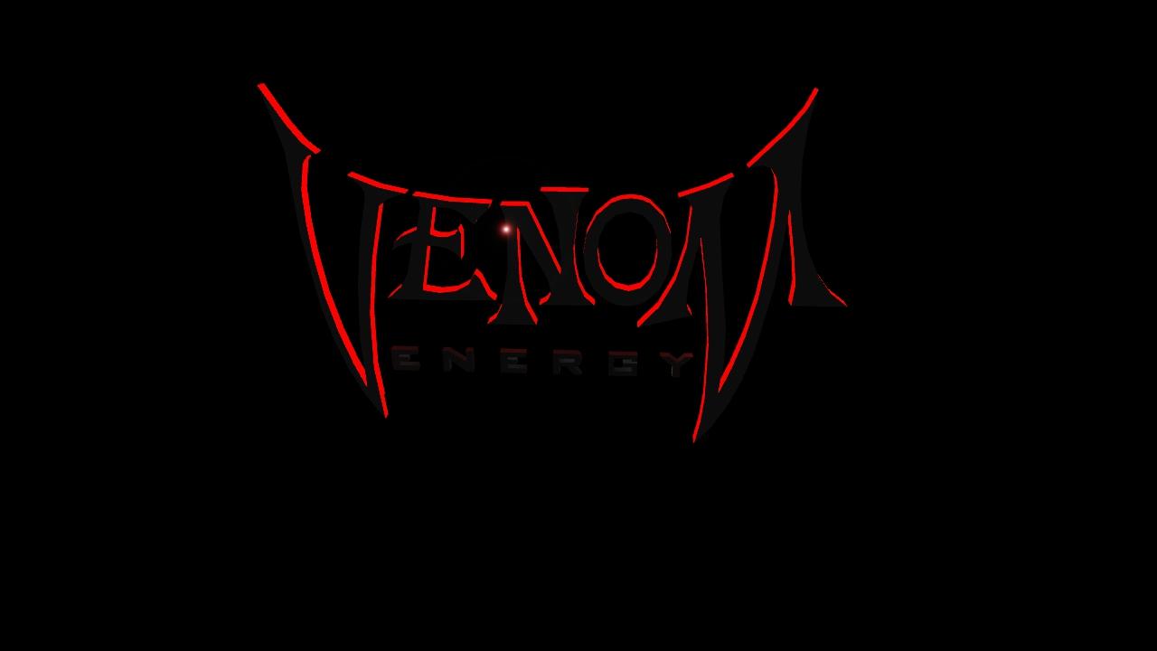 Venom Logo Well the videos are finallyVenom Energy Logo