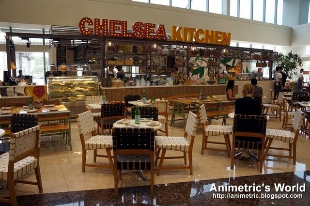 Chelsea Kitchen SM Megamall