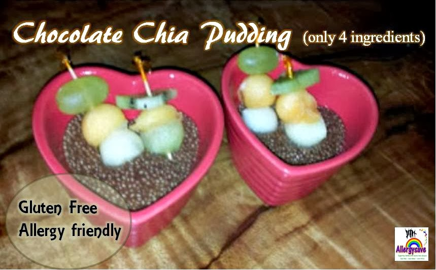 http://kidswithmultiplefoodallergies.blogspot.com.au/2013/03/4-ingredient-chocolate-chia-pudding.html