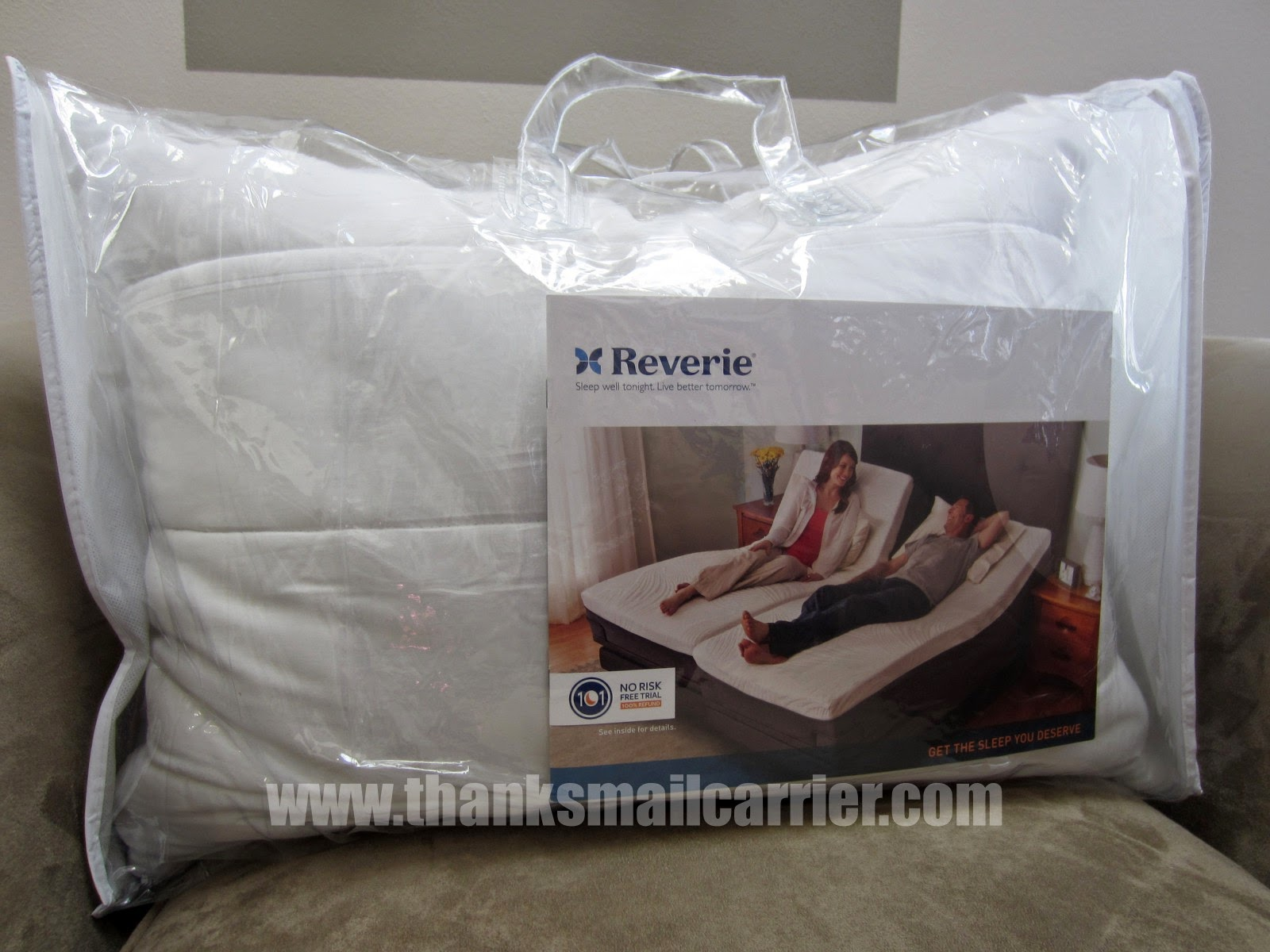 Reverie Slumber Pillow