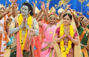 Sri Ramarajyam Tamil Movie Songs
