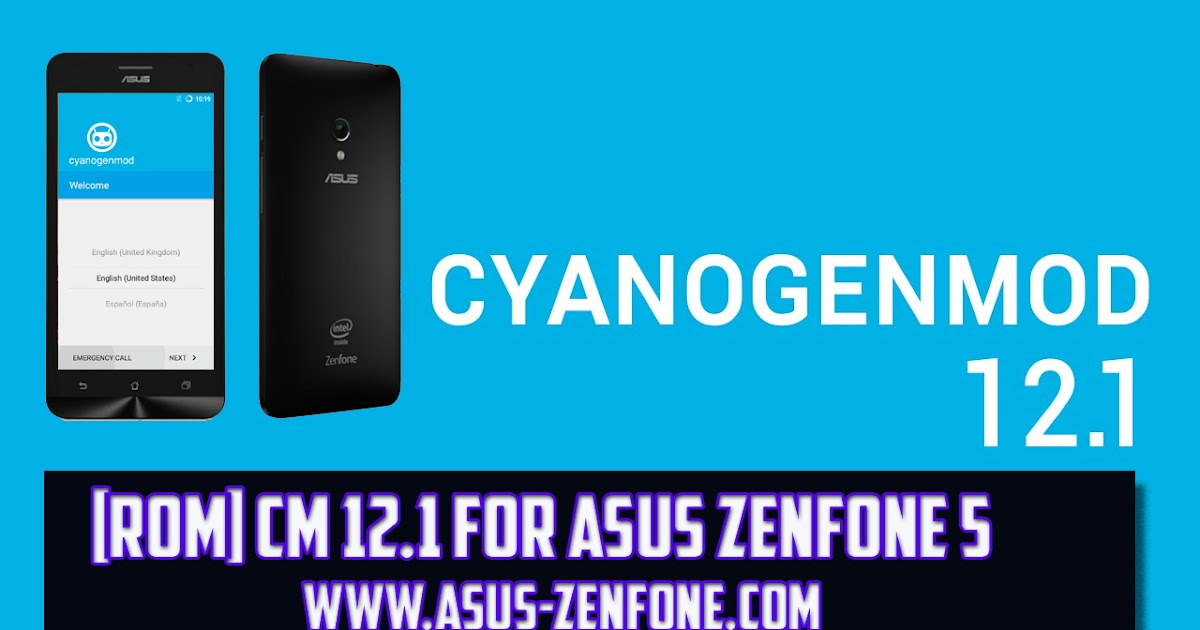 Zenfone 5 Custom Rom Lollipop