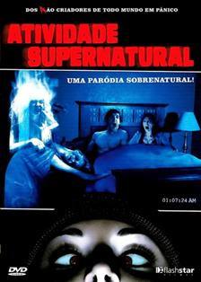 Atividade Supernatural – Dublado