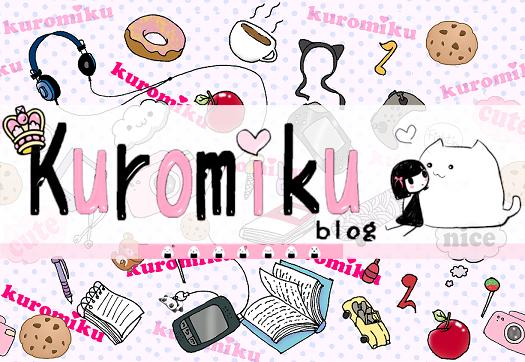 Kuromiku blog