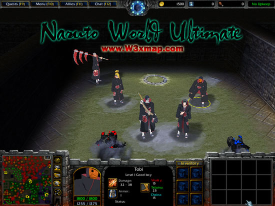 Download 1 file world of warcraft map download new warcraft iii naruto world ultimate 49f nc s2 gumiabroncs Choice Image
