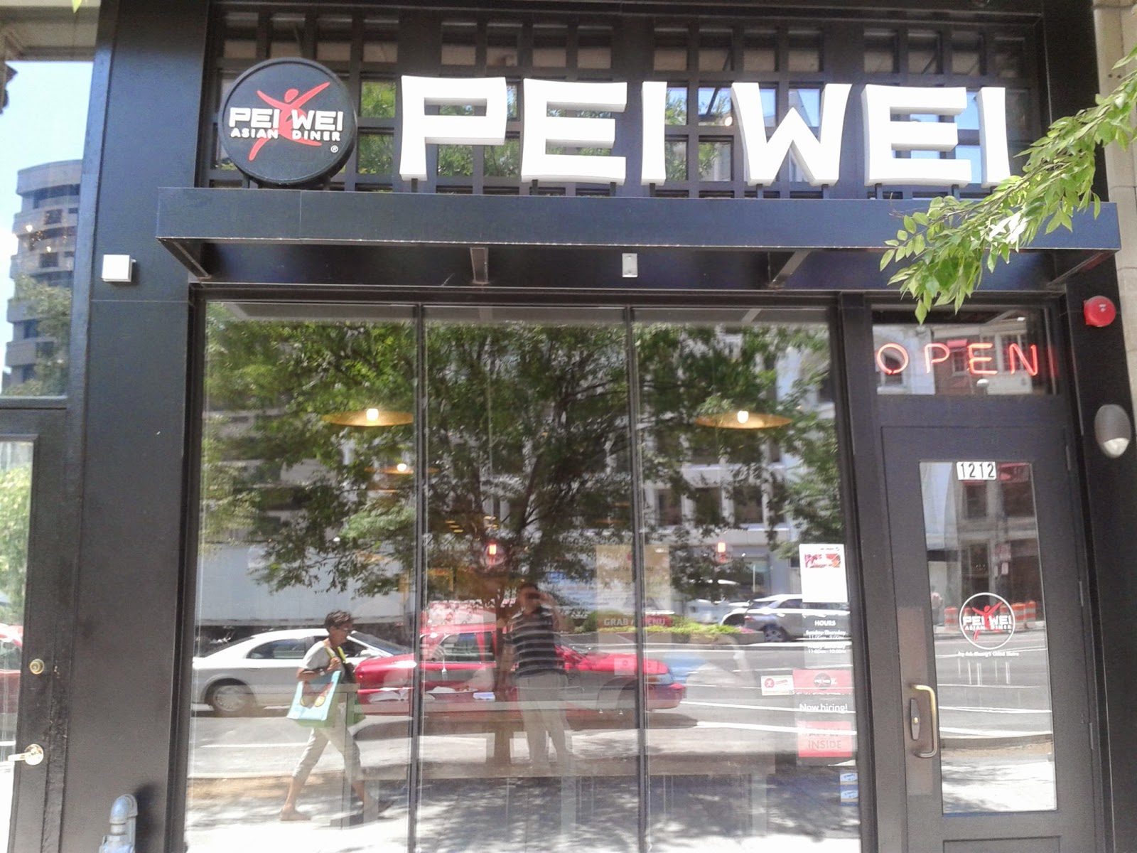 Pei Wei Asian Diner The Great List Of Fast Food Reviews