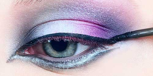 como hacer un maquillaje de ojos profesional