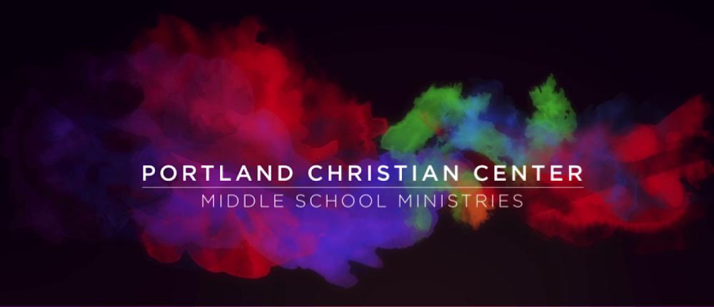 Portland Christian Center Middle School Ministries