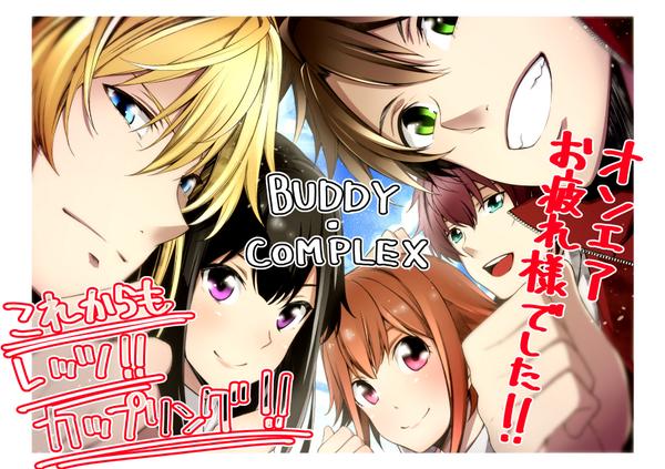 [ Info-Anime ] Anime Buddy Complex Akan Mendapat Season Ke 2