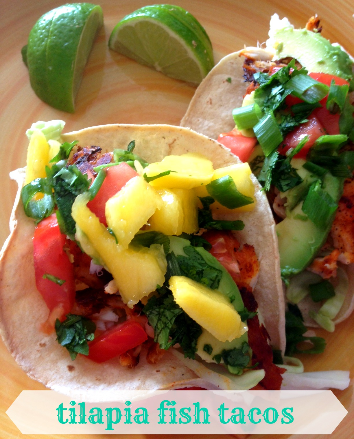 Tilapia fish tacos recipes dishmaps for How to make tilapia fish
