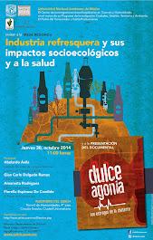 Mesa: Industria refresquera y sus impactos socioecológicos y a la salud.