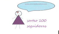 Sorteo 100 seguidoras.