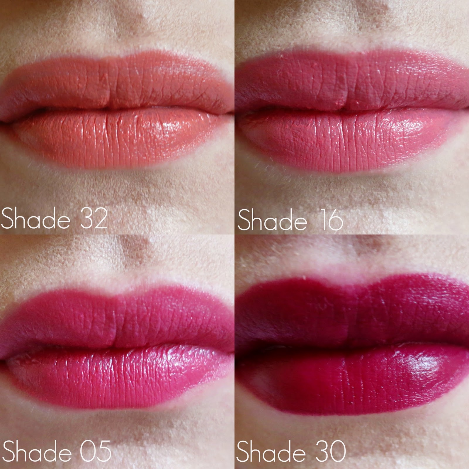 Rimmel London Lasting Finish by Kate Lipsticks