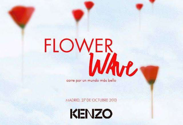Flowerwave, corre por un mundo más bello...