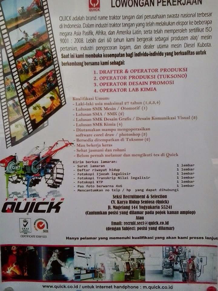 "<img src=""Image URL"" title=""CV. Karya Hidup Sentosa"" alt=""Traktor Quick""/>"