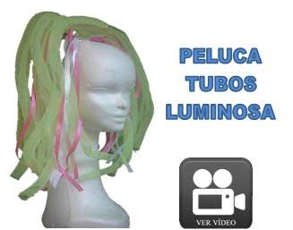 PELUCAS TUBO LUMINOSAS