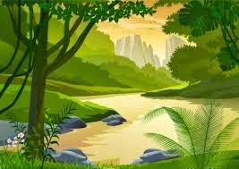 Cerita Inggris Indonesia: The Legend of Lau Kawar Lake