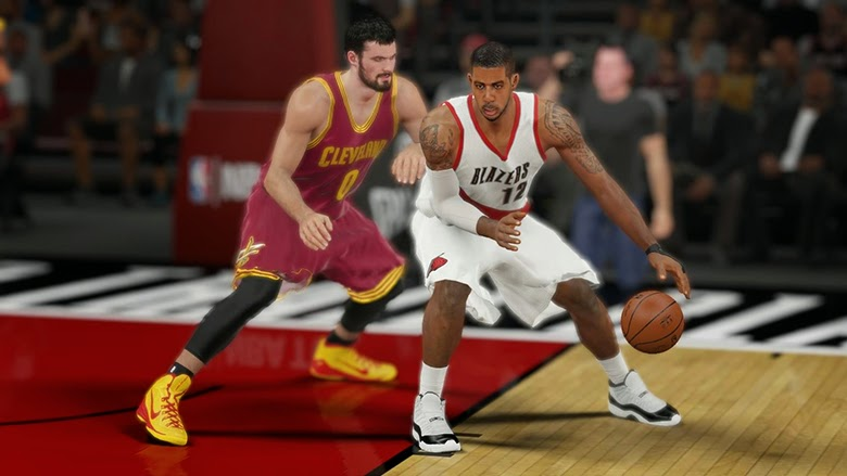 NBA 2K15 Roster Update - February 4, 2015