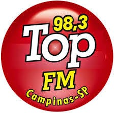 ouvir a Rádio Top FM 98,3 Campinas SP