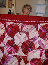 Perfect quilt for Valentines Day!!