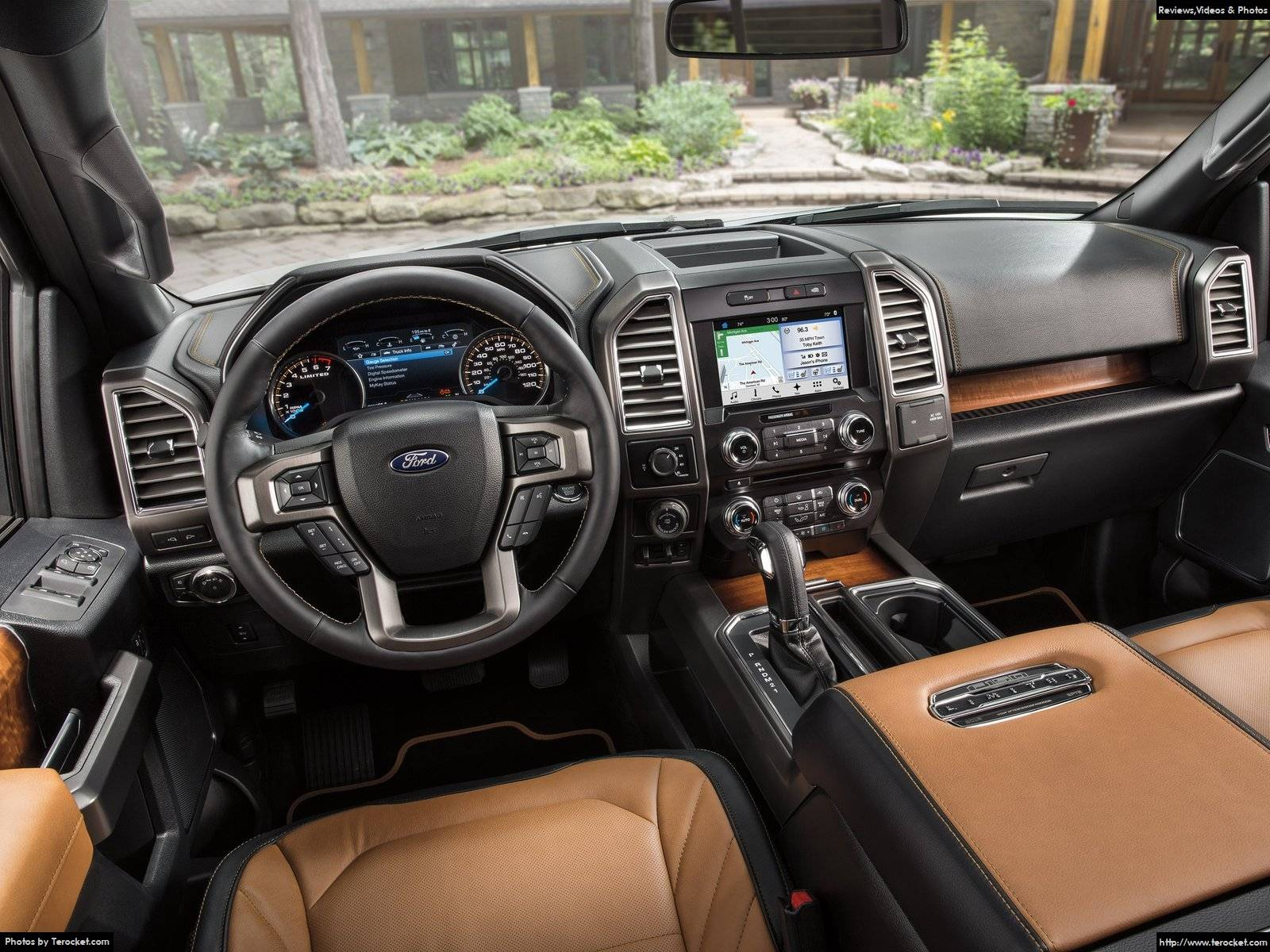 Hình ảnh xe ô tô Ford F-150 Limited 2016 & nội ngoại thất