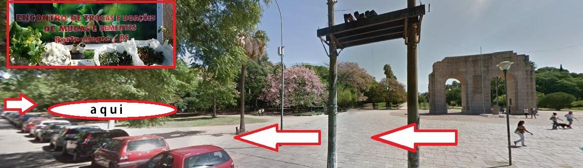Encontro de troca e doaçoes de mudas e sementes em Porto Alegre RS
