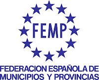 Logotipo de la Federación Española de Municipios y Provincias