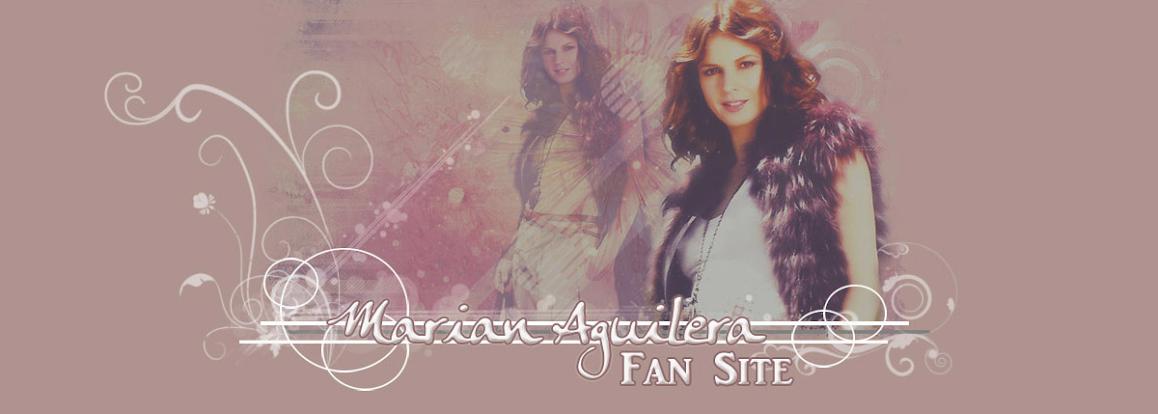 Marián Aguilera Fan Page