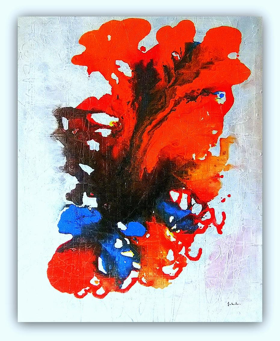 Quadri moderni astratti dipinti sanader art pittura for Quadri arte moderna astratti
