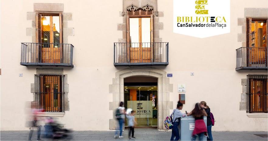 Biblioteca Can Salvador de la Plaça - Calella