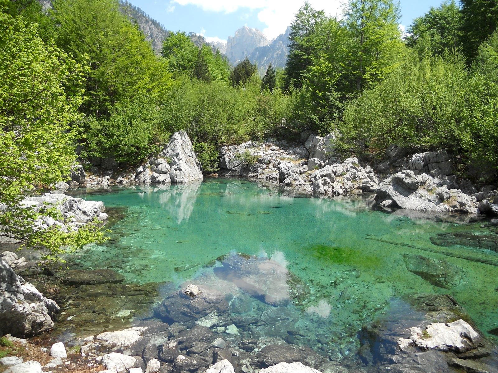 Beautiful Eastern Europe Valbona Valley Albania