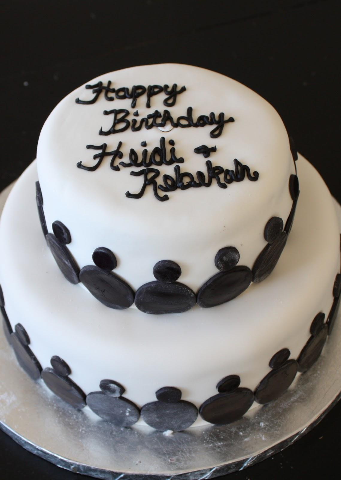 Image Result For Happy Birthday Rebecca Cake