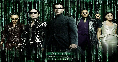 Matrix : Reloaded, Matrix, Reloaded, Agents, Neo, Reeves, Hollywood,